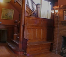 1st Floor Hall & Main Staircase