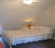 Bedroom#4 with Queen bed