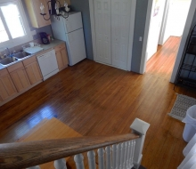 Kitchen from Back Stair