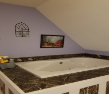 3rd Floor Whirlpool Tub